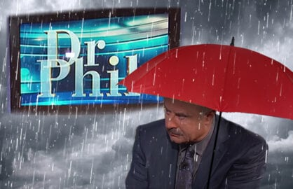 Dr Phil Show Crisis
