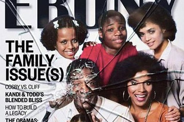 Ebony Magazines Cosby Show Cover Sparks Mixed Emotions On Social