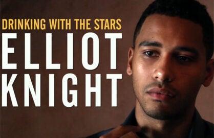 Elliot Knight DWTS