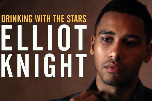 elliot knight blind spot