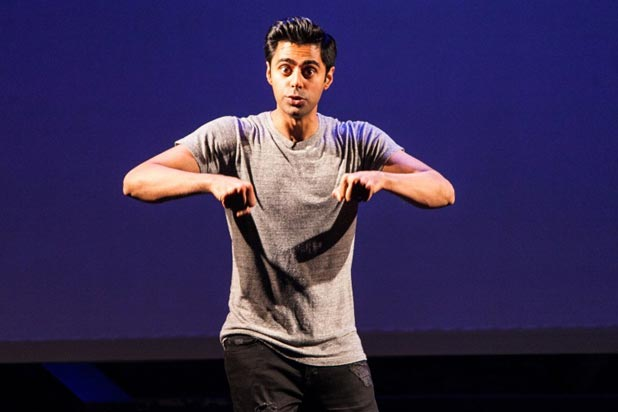 Hasan Minhaj Homecoming King Theater Review Daily Show Star