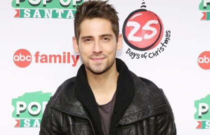 "NEW YORK, NY - DECEMBER 07:  Actor Jean-Luc Bilodeau attends ABC's ""25 Days Of Christmas"" Celebration at Cucina at Rockerfellar Center on December 7, 2014 in New York City.  (Photo by Mireya Acierto/Getty Images)"