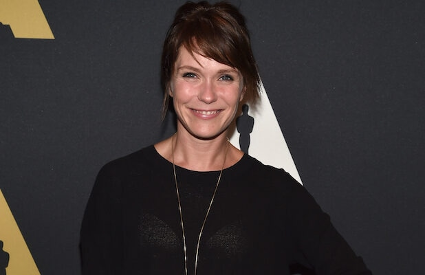 LOS ANGELES, CA - OCTOBER 06: Actress Katie Aselton attends This Is Duplass: An Evening With Jay ans Mark at Academy Of Motion Picture Arts And Sciences on October 6, 2015 in Los Angeles, California. (Photo by Alberto E. Rodriguez/Getty Images)