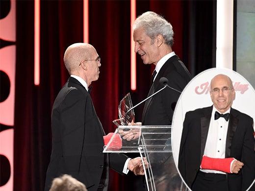 Katzenberg Cast Rick Nicita American Cinematheque