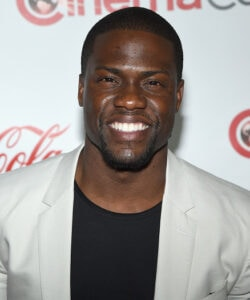 LAS VEGAS, NV - APRIL 23: Actor/comedian Kevin Hart, recipient of the Comedy Star of the Year Award, attends The CinemaCon Big Screen Achievement Awards Brought to you by The Coca-Cola Company at OMNIA Nightclub at Caesars Palace during CinemaCon, the official convention of the National Association of Theatre Owners, on April 23, 2015 in Las Vegas, Nevada. (Photo by Ethan Miller/Getty Images)