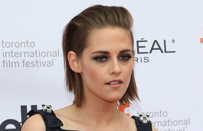 Kristen Stewart Attends 2015 Toronto International Film Festival