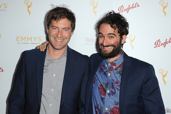 Mark Duplass and Jay Duplass