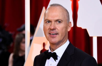 HOLLYWOOD, CA - FEBRUARY 22:  Actor Michael Keaton attends the 87th Annual Academy Awards at Hollywood & Highland Center on February 22, 2015 in Hollywood, California.  (Photo by Frazer Harrison/Getty Images)