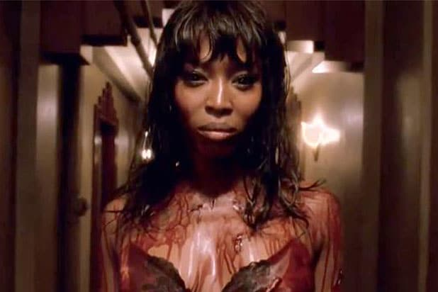 American horror story hotel fans freak out over naomi campbell