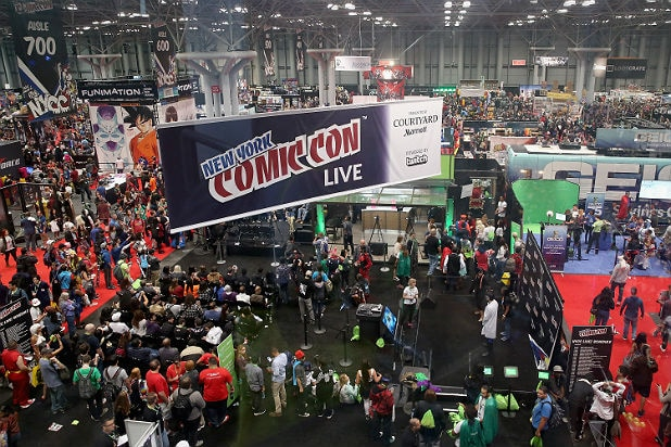 New York Comic Con Pivots