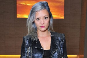 HOLLYWOOD, CA - OCTOBER 24:  Actress Pom Klementieff attends Flaunt Magazine and Luisaviaroma celebrate the contributors' launch of the CALIFUK issue at Milk Studios on October 24, 2015 in Hollywood, California.  (Photo by Jerod Harris/Getty Images for Flaunt Magazine)
