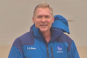 Sam Champion on The Weather Channel