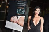 Sarah Silverman at the premiere of I Smile Back