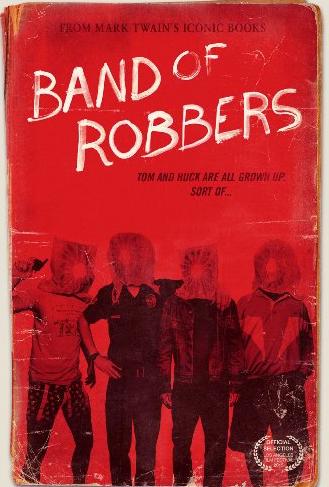Huckleberry Finn Tom Sawyer Movie Band Of Robbers