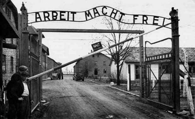 work makes free, holocaust