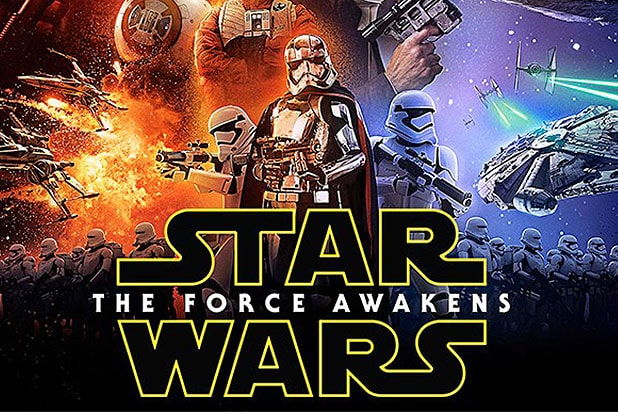 The Force Awakens – A Film Review