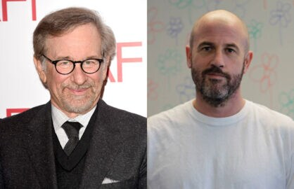 Steven Spielberg James Frey