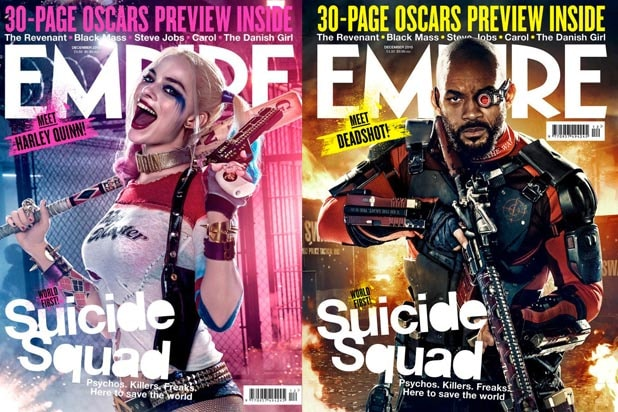 ca2d5019f2c0  Suicide Squad  Star Will Smith Teases  Romantic Triangle  With Harley Quinn