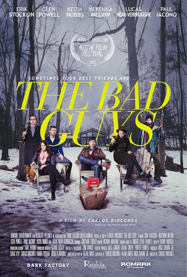 THE BAD GUYS Poster