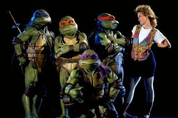 Teenage Mutant Ninja Turtles Trilogy Filmmakers File