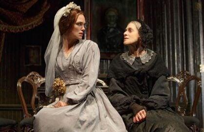 Keira Knightley and Judith Light (Photo: Joan Marcus)