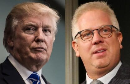 Trump-Glenn-Beck