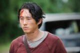 The walking dead glenn alive dead