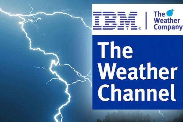 Weather Channel IBM