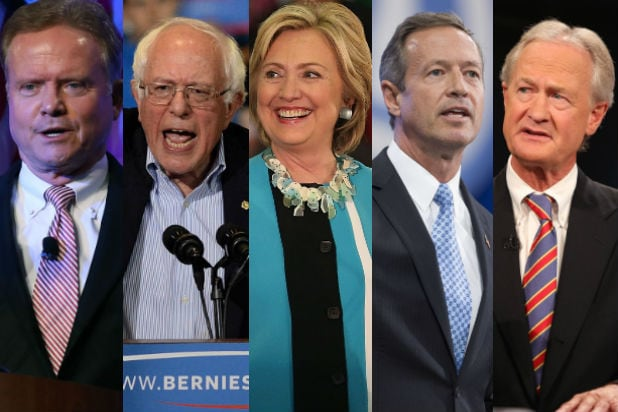 7 democratic debate landmines facing candidates from donald trump