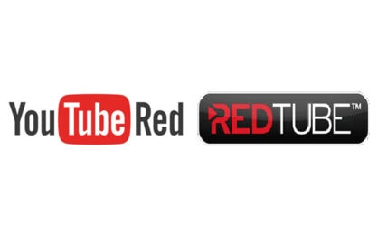 YouTube Red Redtube