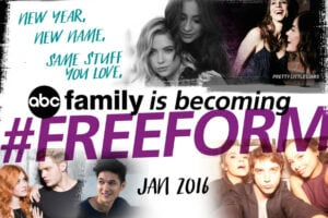 ABC Family becoming Freeform
