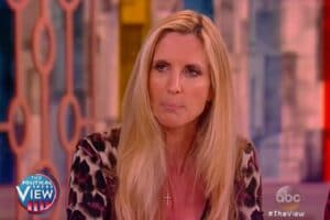 ann coulter the view