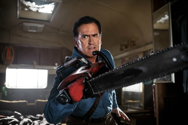Starz cancels Ash vs Evil Dead after third season