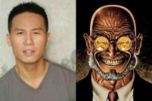 BD Wong Hugo Strange