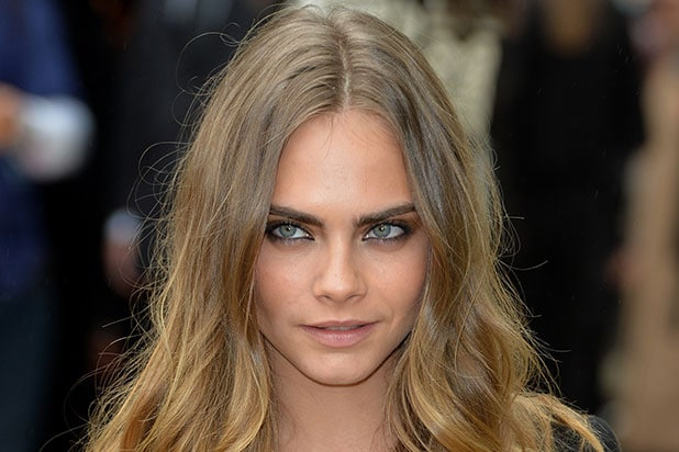 Cara Delevingne Detained In Paris After Train Meltdown Report