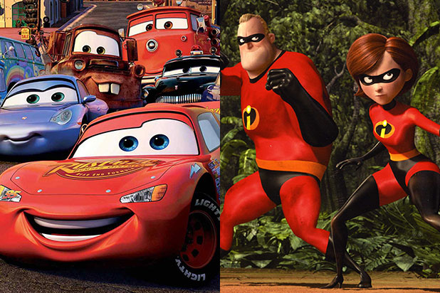 'Cars 3' and 'Incredibles 2' Get Release Dates, 'Toy Story ...