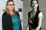 daisy ridley carrie fisher star wars