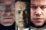 Michael Fassbender in Steve Jobs, Tom Hanks in Bridge of Spies and Matt Damon in The Martian