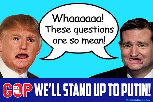9 Funniest Memes Spawned by CNBC\'s GOP Debate (Photos)
