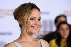 Jennifer Lawrence Talks Body Image