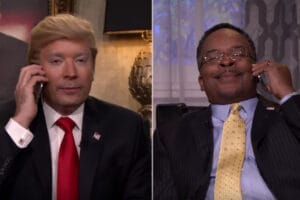 Jimmy Fallon David Alan Grier