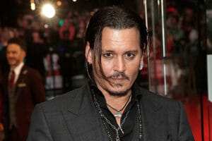 Johnny Depp the walking dead