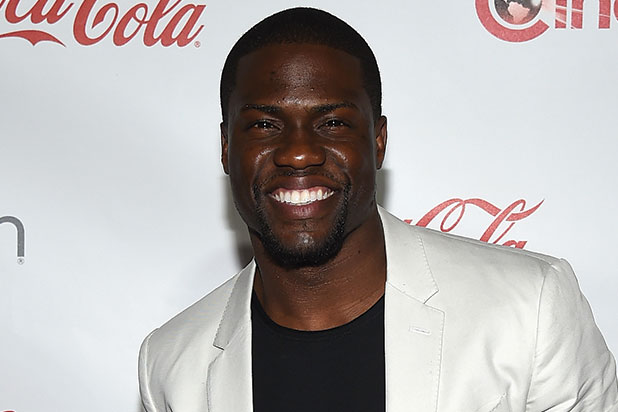 Kevin Hart, Lionsgate to Launch Comedy Streaming Service