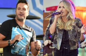 Luke Bryan Carrie Underwood