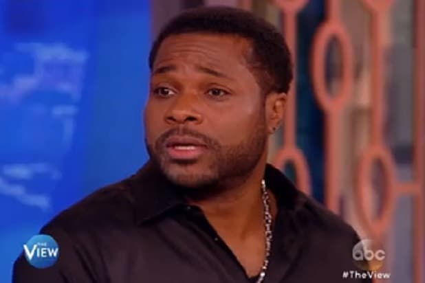 malcolm-jamal warner the view