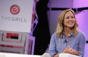 maria bello the grill