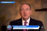 mike huckabee the view