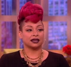 raven-symone the view
