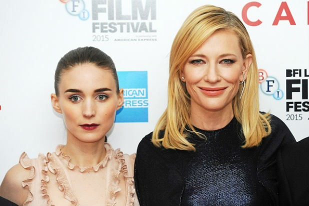 Rooney Mara Was Terrified To Share Screen With Cate Blanchett In