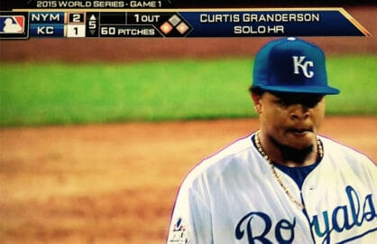 royals pitcher